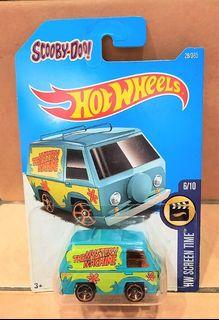 SCOOBY DOO THE MYSTERY MACHINE - Hot Wheels 2020 HW Screen Time Series