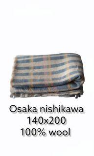 Selimut Jepang Wool 140x200cm