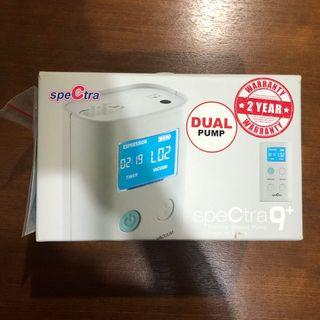 Spectra 9 Plus Pompa Asi Electric 9+ Preloved Second