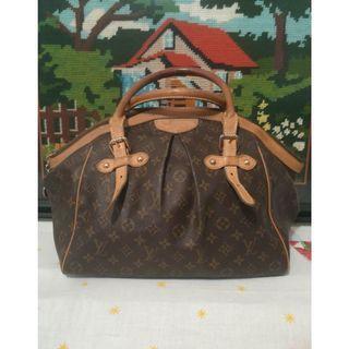 Tas Louis Vuitton LV Tivoli GM bag  Second Preloved Original Authentic