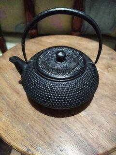 teapot diecast tetsubin