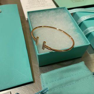 Tiffany&Co T Bangle Original