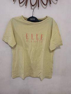 Tshirt ELLE