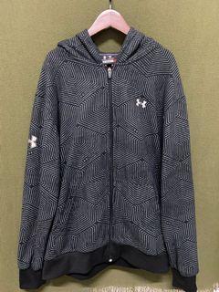 UA under armour 棉質日本製厚磅大件外套 #5 #集氣
