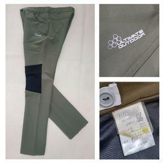 Ultimate Outdoor CO136 Celana Panjang Anak Seken Original Quickdry Pendaki Gunung