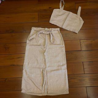 UNDO linen set