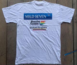 Vintage Benetton Mild seven T-shirt