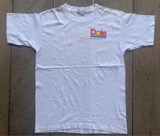 Vintage Dole Hawaii Tshirt