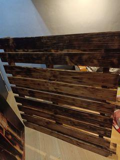 Wood Palette For Single Sized Bed (Quality and Makapal)