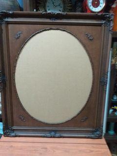 Wooden Frame. New