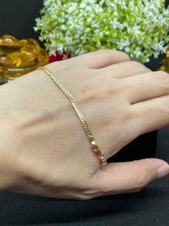 18K Gold - Bracelet (B17)