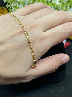 18K Gold - Sedusa Bracelet (B18)