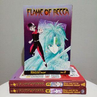 (300 each) Flame of Recca