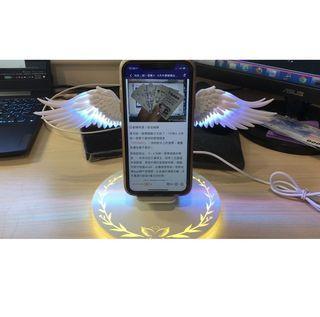天使之翼無線充電盤