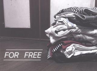 免費送#衣服、褲子