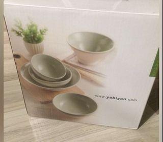 全新~盤、碗、淺鉢 (3入1組)