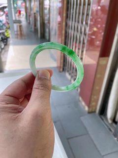 陽綠古典圓鐲 正圈54/6.6/6.8mm