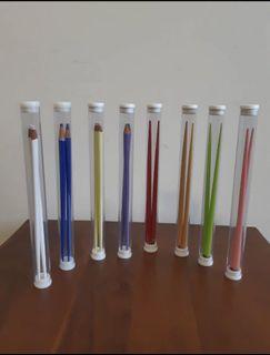 環保筷 (8色1組)