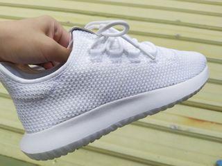 全新 正品 Adidas ORIGINALS TUBULAR SHADOW 女鞋 愛迪達 小350 白 AC8334