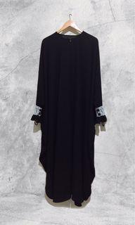 Abaya batwing brand hly.abaya