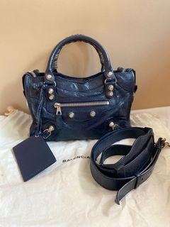 Balenciaga Mini City GHSW Authentic 2015