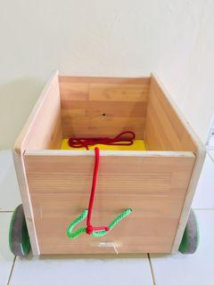 Box mainan anak Ikea like new