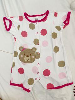 Carters Jumpsuit Baby Girl 6mo