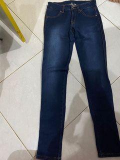 Celana panjang jeans zara