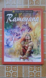 Cerita Bergambar - Ramayana
