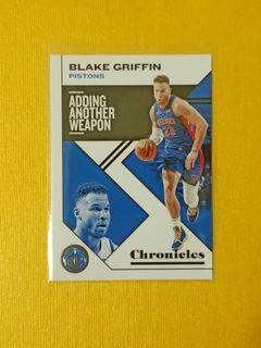 CHRONICLES BLAKE GRIFFIN & BRADLEY BEAL