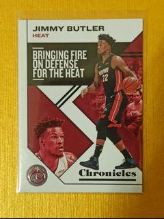 CHRONICLES JIMMY BUTLER & VICTOR OLADIPO  (2)