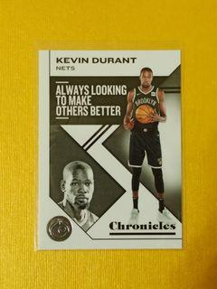 CHRONICLES KEVIN DURANT