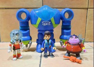Disney Miles From Tomorrowland EXO-FLEX SUIT Lot