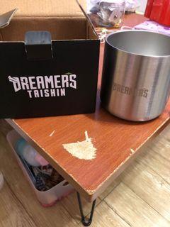 Dreamers TAISHIN 寶島夢想家紀念鋼杯