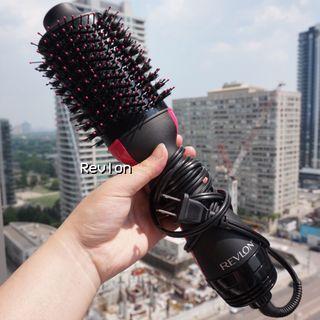 EUC🌿 Revlon Hot Air Brush / Hair Dryer
