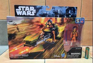 EZRA BRIDGER'S SPEEDER - Star Wars Rebels Series