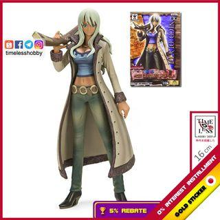 【GOLD STICKER + 5% REBATE 额外回馈】DXF Nico Olvia The Grandline Lady Vol 2 Figure One Piece  金证 正版 日版 海贼王 现货 手办 送礼 分期 哦利亚