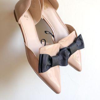 H&M 尖頭鞋