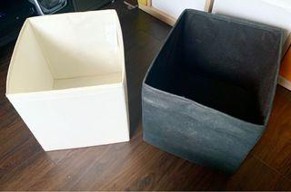 IKEA收納盒3個
