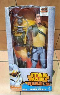 "KANAN JARRUS - Star Wars Rebels 12"" Hero Series"