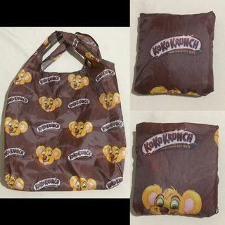 Koko Krunch reusable eco bag / grocery bag (unused)