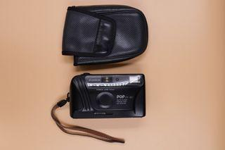 Konica Pop EF-80 35mm Film Compact Camera