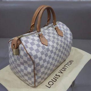 Louis Vuitton Azur Speedy 30