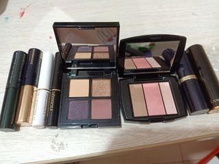 Makeup Lancome, Clinique, Estee Lauder Mascara, Lipstik, Eyeshadow