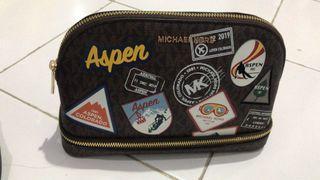 Michael Kors Travel Pouch (New)