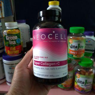 Neocell super Collagen 360 & b complex plus vit c, Joyce(Aries-jhay El Almagro)