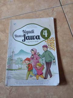 Ngudi Basa Jawa kelas 4