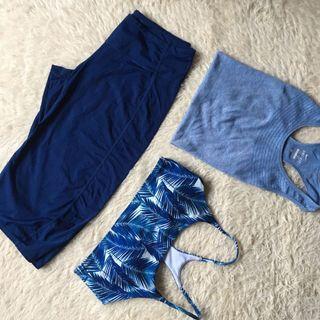 Nikex Lululemon x Lorna Jane Large outfit