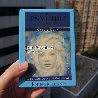 NWOT🌈 The Psychic Tarot Oracle Cards