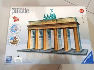 Puzzle 3D Ravensburger Premium untuk Remaja dan Dewasa